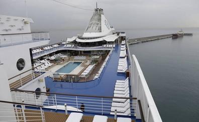 Málaga prevé un salto en cruceros en 2021 ante los 110 barcos que hay en construcción
