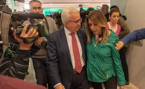 Susana Díaz pide un acuerdo constitucionalista para frenar a la extrema derecha