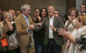Javier Imbroda: «Donde más hemos crecido es en Málaga, que es la locomotora del cambio»