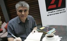 Juan Bonilla: «Soy un enfermo de los libros»