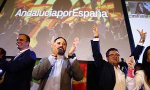 Francisco Serrano: «Vamos a propiciar el cambio en Andalucía, la reconquista»
