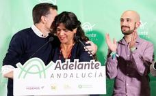 Teresa Rodríguez (Adelante): «Ahora hay que parar a las derechas en las instituciones y en la calle»