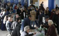 El PSOE se impone en seis distritos de Málaga capital, el PP en 4 y Ciudadanos en 1