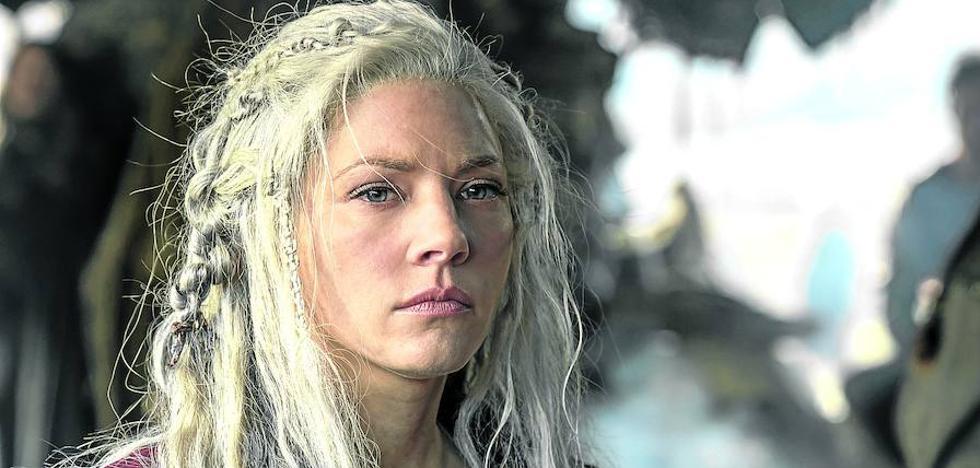 Katheryn Winnick: «Lagertha es feminista»