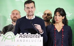 Maíllo descarta replantearse la coalición Adelante Andalucía porque «no queda otra que la unidad»