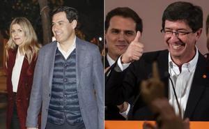 Comienza la pugna entre Moreno y Marín por ser presidente