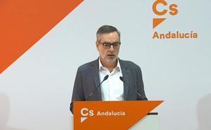 Ciudadanos reclama a PSOE y PP que lo dejen gobernar y «que no bloqueen el cambio en Andalucía»