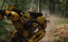 Una escena en exclusiva de 'Bumblebee'