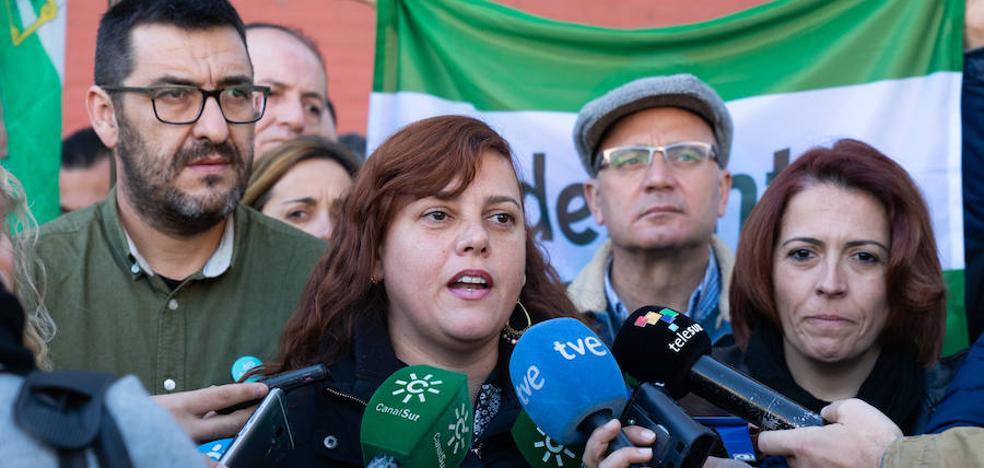 Los partidos de izquierda apelan al «espíritu del 4 de diciembre» para frenar a la extrema derecha en el homenaje a García Caparrós