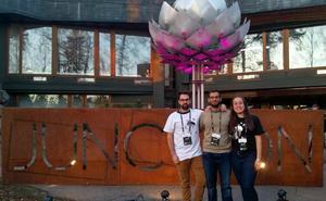 Tres estudiantes de la UMA se alzan con los primeros premios en el mayor 'hackaton' europeo