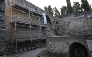 Ciudadanos exige al equipo de gobierno que acometa un plan integral de rehabilitación del castillo de Gibralfaro