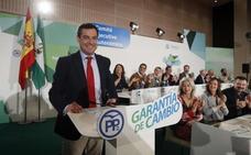 Juanma Moreno: «Lo que quiero es gobernar en coalición con Cs, no en solitario»