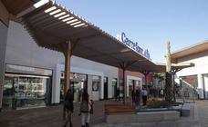 El centro comercial Los Patios, tras su remodelación