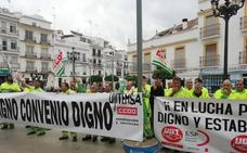 Principio de acuerdo para desconvocar la huelga de limpieza en Torrox