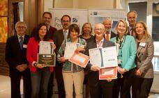 La Cámara Alemana entrega su premio de periodismo al redactor de SUR Francisco Gutiérrez