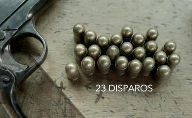 El Albéniz exhibe hoy el documental '23 disparos' que retrata la investigación policial de la muerte de García Caparrós