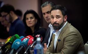 Vox no quiere entrar en el Gobierno de Andalucía porque no desea «cargas ni cargos»