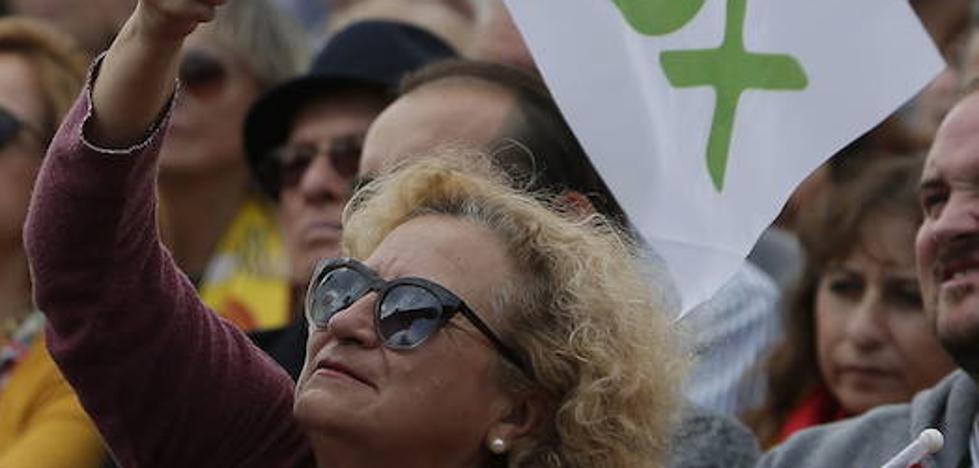 Vox Málaga: el reto de gestionar el triunfo y afrontar las municipales