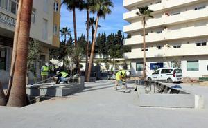 Licitan el proyecto de las tres fases restantes de las obras de la avenida Andalucía