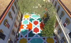 Boa Mistura da vida al suelo de La Térmica de Málaga