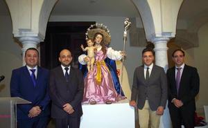 Cártama contará con una nueva imagen de la Divina Pastora a partir de este sábado