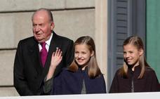 Fotos | Los Reyes presiden el acto conmemorativo del 40 aniversario de la Constitución