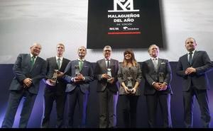 La gala de los premios Malagueños del Año de SUR, hoy en diferido en 101tv