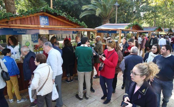 Feria de Sabor a Málaga en el Parque
