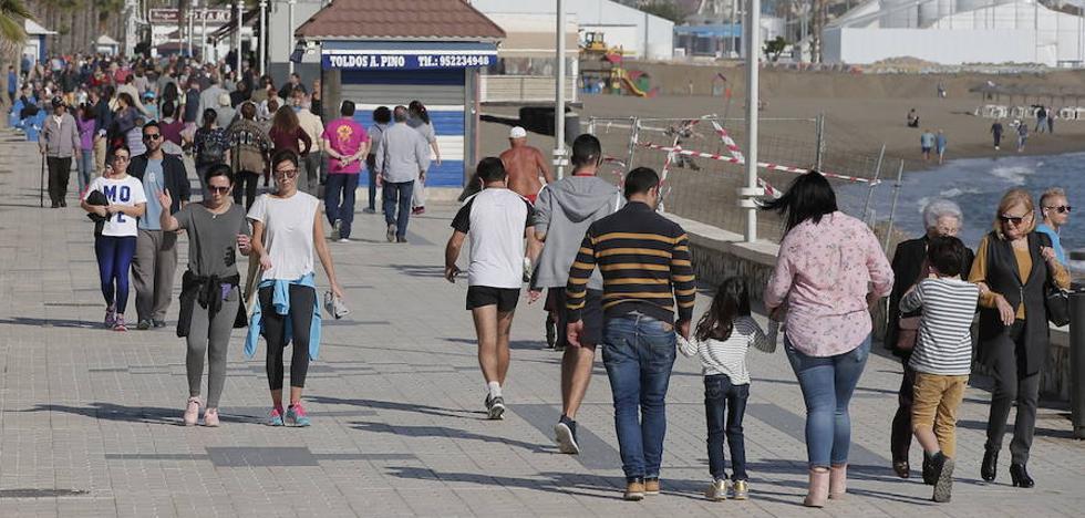 ¿Qué tiempo hará durante todo el puente festivo en Málaga?