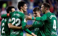 El Sporting sella el boleto sin apuros