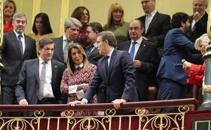Susana Díaz advierte de que si Ciudadanos entrega Andalucía a Vox después lo hará con España