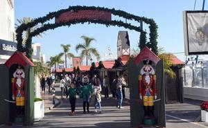 Puerto Banús abre un mercado de Navidad en el Muelle de Ribera