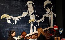 Las obras de Banksy hablan por él