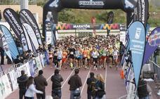 El Maratón de Málaga incorpora un elenco de africanos para batir el récord de la carrera