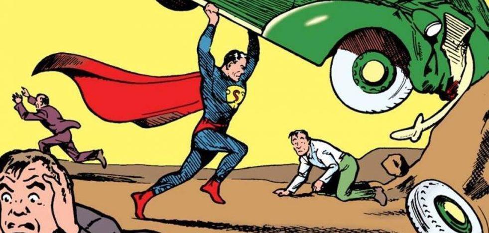 Un vistazo a los 80 años de Superman