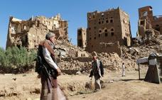 Gobierno y rebeldes de Yemen pactan un intercambio de presos