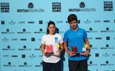 María Berlanga estará en la final del Mutua Madrid Open sub-16