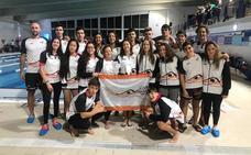Inacua Málaga y Fuengirola Swimming ascienden en la Copa de Andalucía de clubes