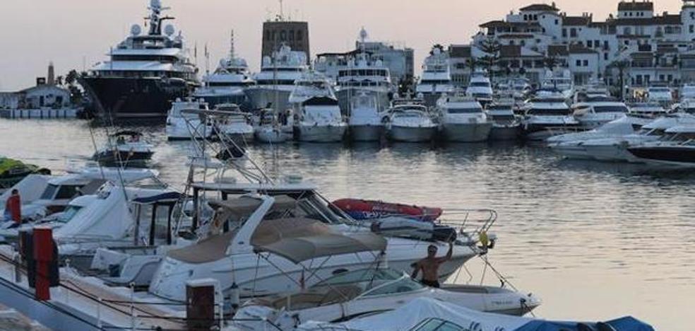 Confirman la pena para el dueño de un chiringuito de Puerto Banús por hacer una obra ilegal y no paralizarla