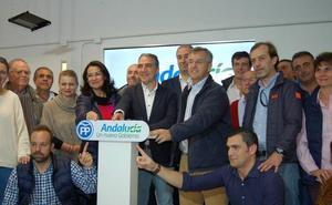 Bendodo avanza que el pacto PP-Ciudadanos en Andalucía será referente para reeditarlo en otras comunidades autónomas