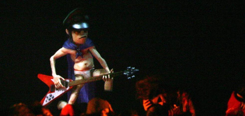 El inevitable estupor de los conciertos con hologramas