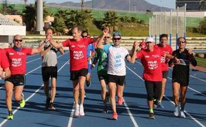 El Maratón de Málaga calienta motores de la mano de Abel Antón y Martín Fiz