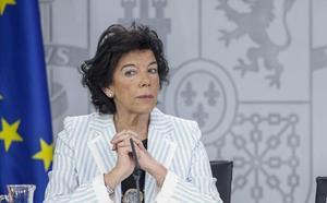 El Gobierno censura que PP y Ciudadanos «se arroguen el derecho» de gobernar Andalucía