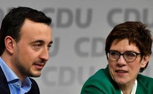 La CDU empieza su era posMerkel con un giro hacia el ala más conservadora