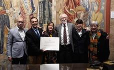 Premio al Instituto Sierra de Yeguas por la creación de una escuela en la India