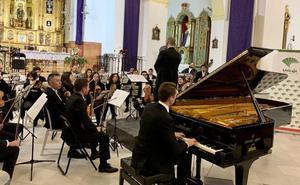 El lituano Rokas Valuntonis gana el XII Concurso de Piano de Campillos