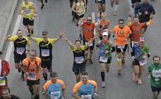 Todas las clasificaciones del Maratón de Málaga 2018