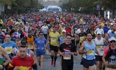 Fotos | Málaga corre el Maratón