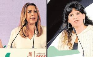 La izquierda de Málaga, en el diván