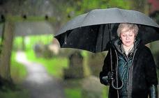 May decidirá hoy si cancela la votación en el Parlamento del acuerdo del 'brexit'